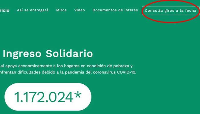 Si le suspendieron el contrato usted tiene derecho a 160 mil de Ingreso Solidario