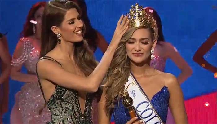 La quindiana Señorita Colombia ya no irá a Miss Universo