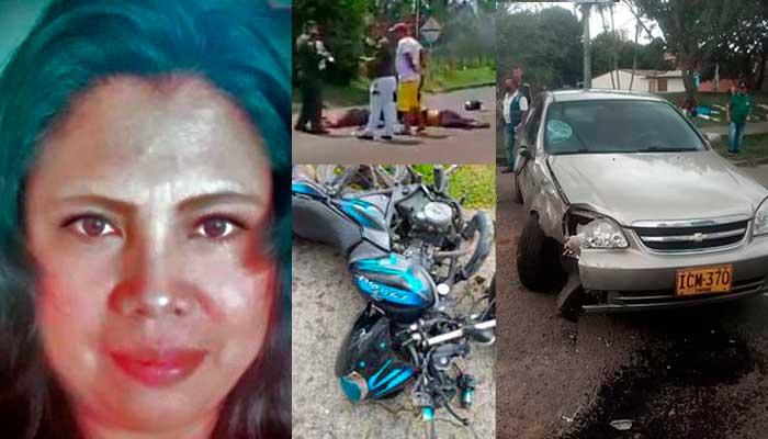 Ana Victoria fue la joven muerta en fatal accidente en La Tebaida