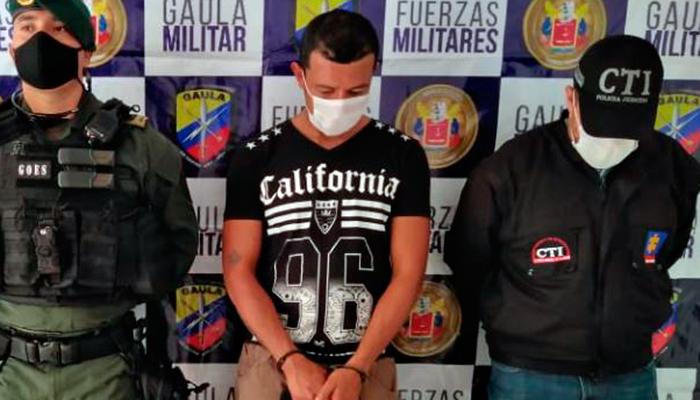 Capturado para cumplir 18 años de cárcel por un homicidio en La Tebaida