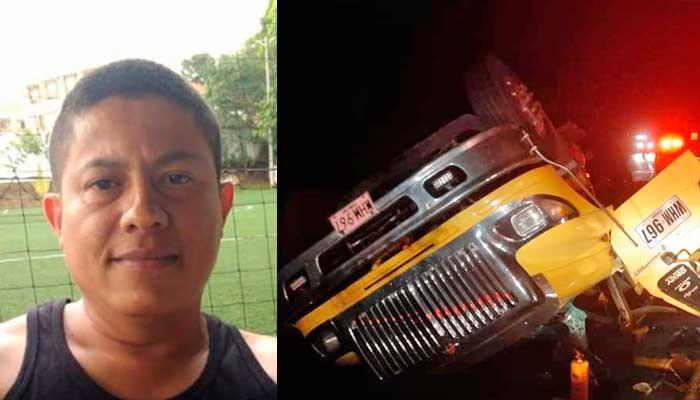 Murió conductor de camión en accidente cerca al peaje de Cruces en Filandia