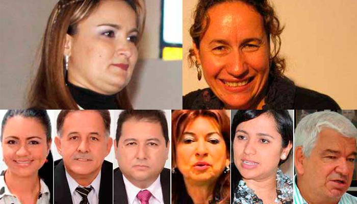 Procuraduría absolvió exgobernadora Sandra P. Hurtado exdiputados