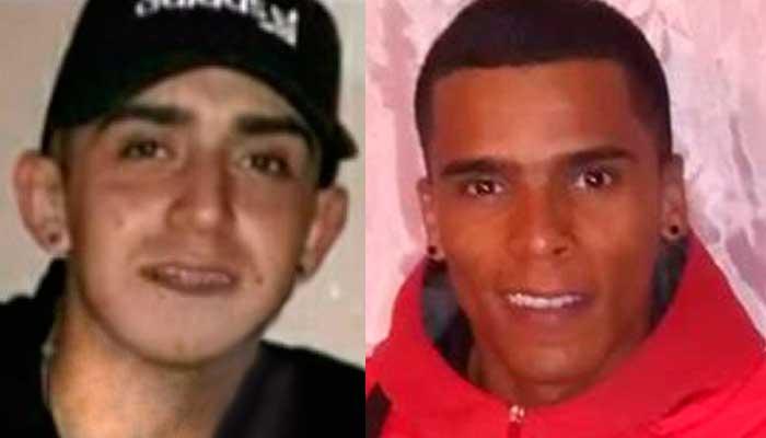 jovenes muertos balacera Goretti Montenegro