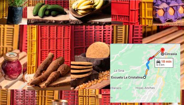 Vuelven los mercados Agroecológicos. Este sábado en Circasia desde las 8 a.m.