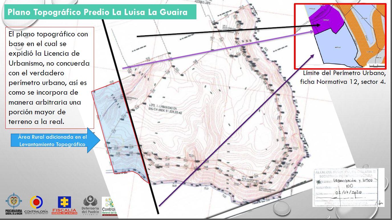 Ecociudad Galicia se proyecta de manera irregular en predios rurales 3