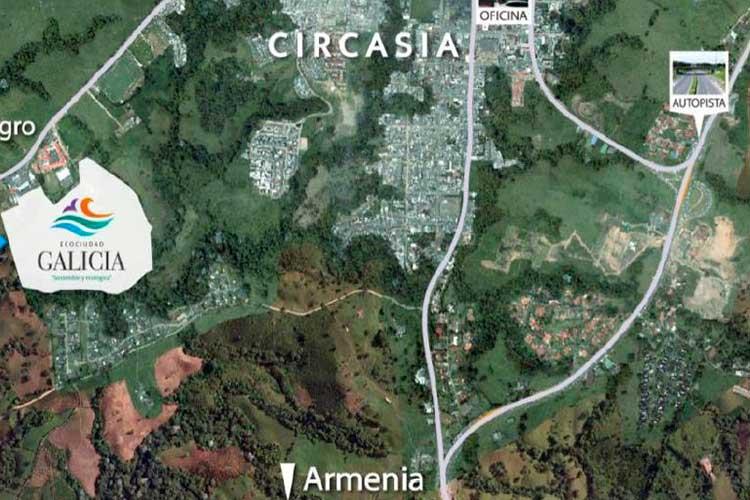 «Planes de vivienda en Circasia violarían normatividad y afectarían a habitantes del municipio»