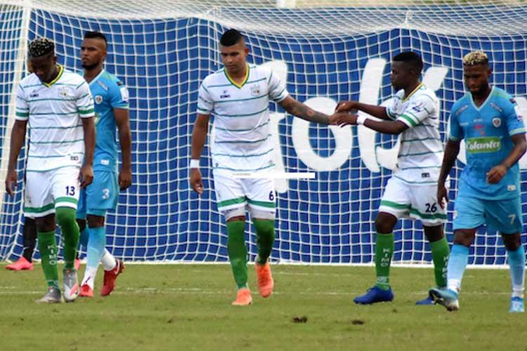 Deportes Quindío avanzó a octavos de Copa Colombia