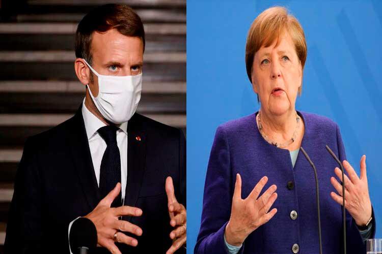 Francia y Alemania vuelven a confinamiento por segunda ola del Covid en Europa