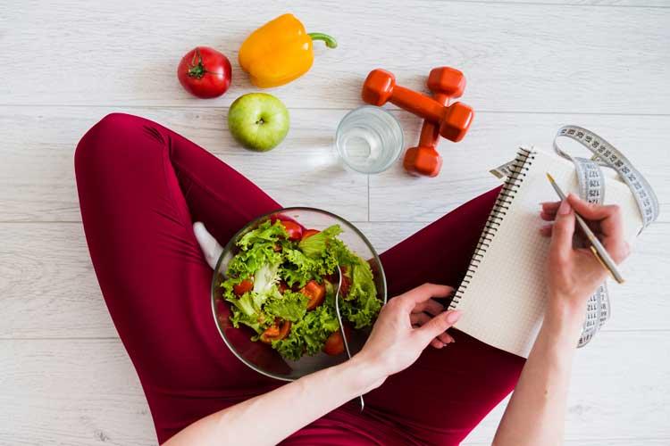Claves para no desanimarse y continuar con la dieta