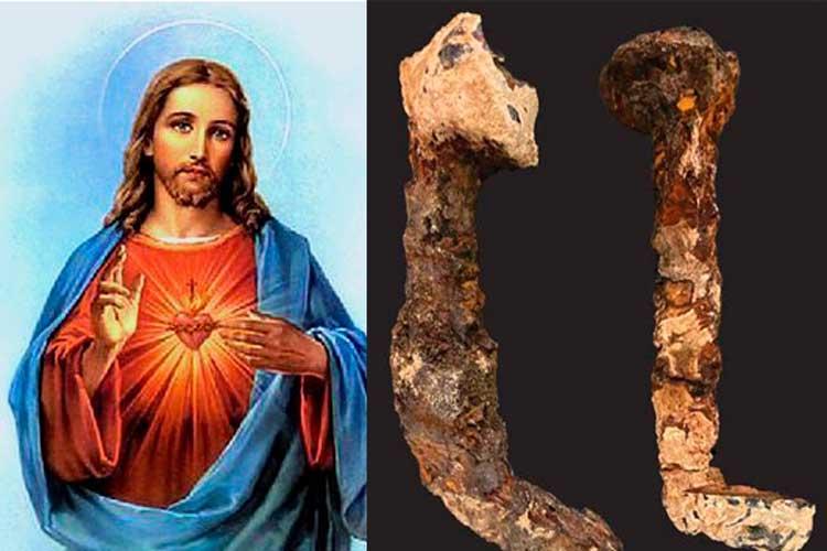 Hallaron restos que podrían ser de Jesucristo