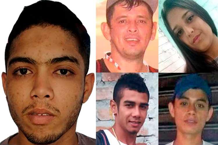 A alias 'Muelón' le atribuyen los últimos 4 homicidios ocurridos en Montenegro