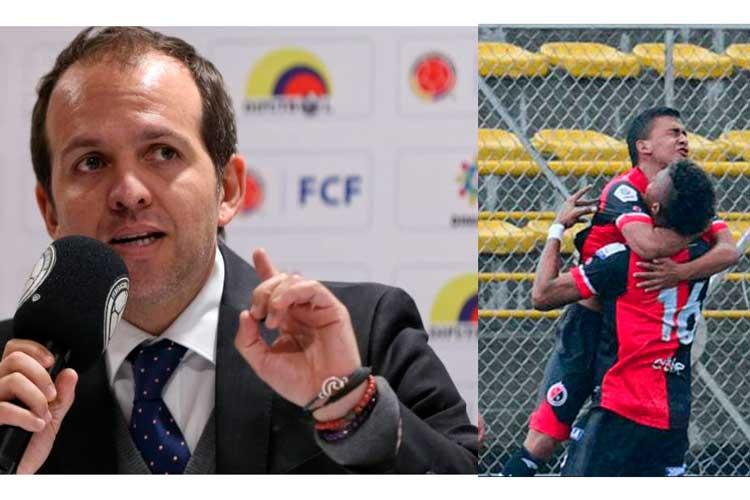 Cúcuta se quedó sin reconocimiento deportivo y no puede seguir jugando ni en Armenia