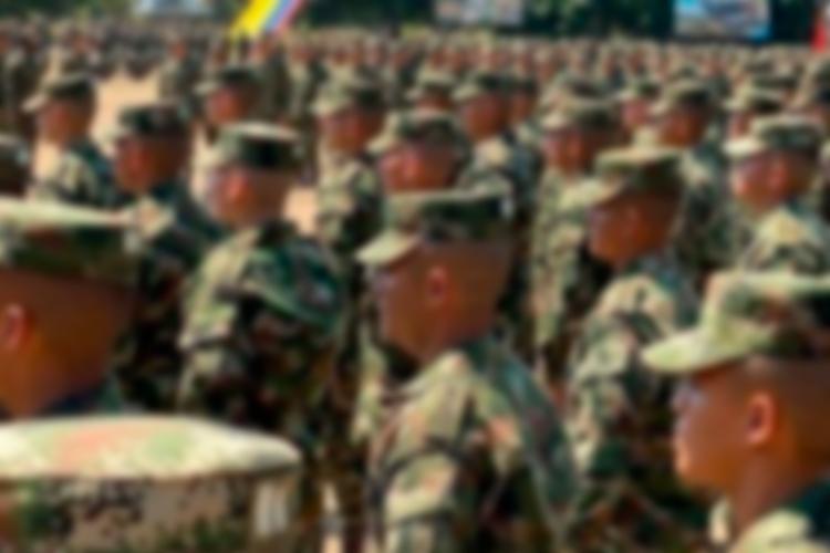 «Nunca tuve madre… si alguna vez yo tuve… la ahorqué»: los cantos militares en Colombia