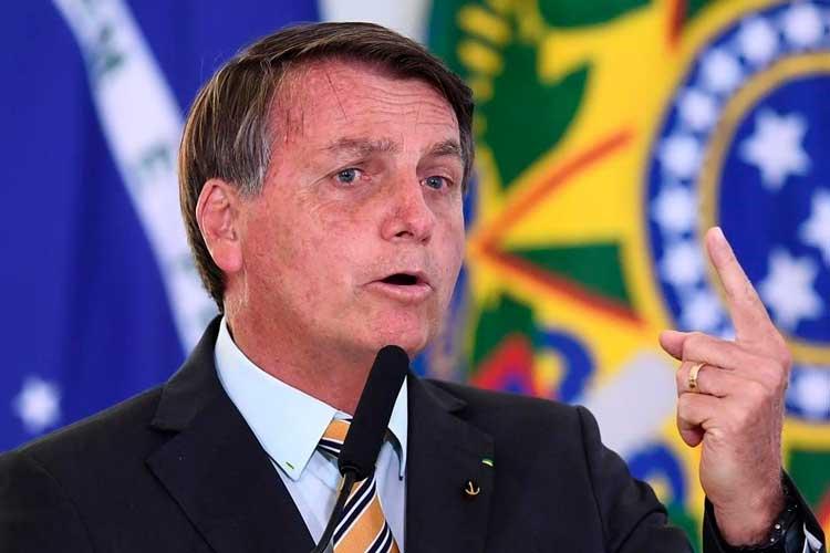 «Dejen de ser un país de maric…»: la frase de Bolsonaro sobre el Covid-19