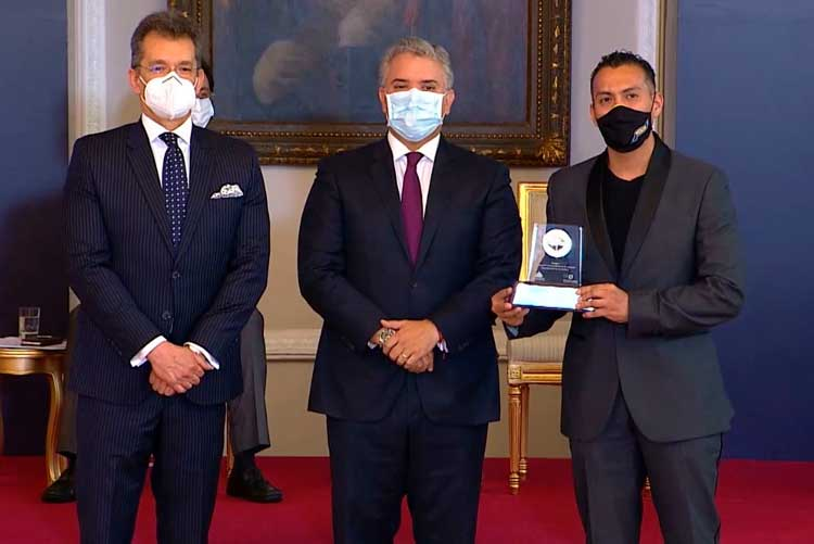 Empresa quindiana ganó premio nacional de exportación