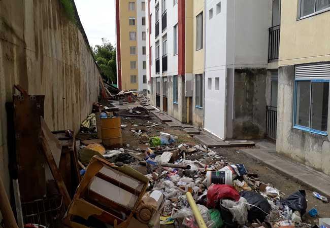 Denuncias sistemáticas por incumplimiento de constructoras en el Quindío parte III