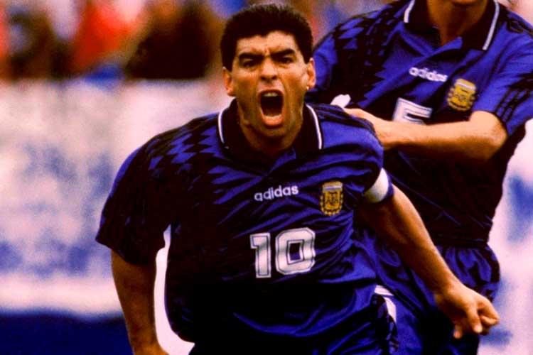 Maradona, la rebeldía hecha fútbol