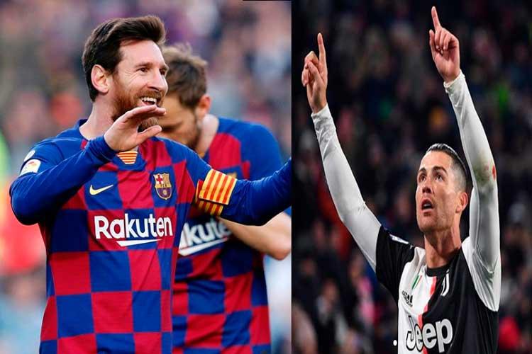 Messi y Cristiano llegarían gratis al fútbol inglés