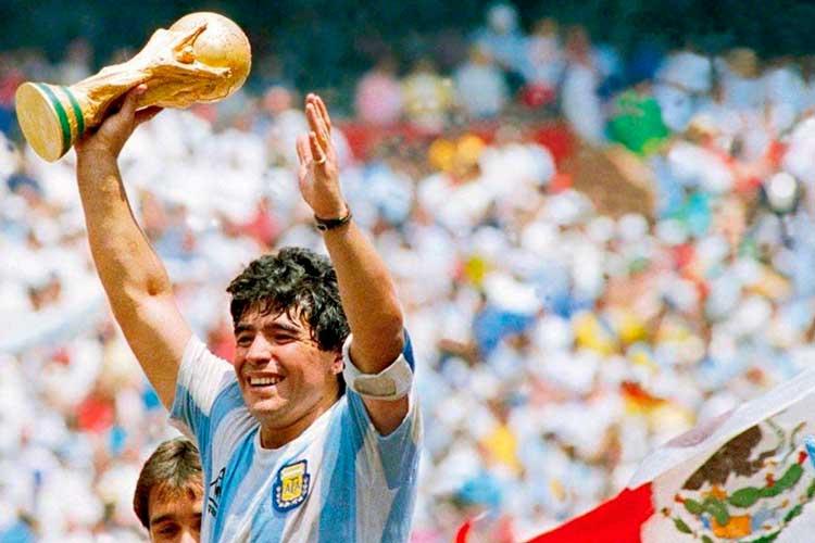 Murió Diego Armando Maradona, leyenda del fútbol mundial