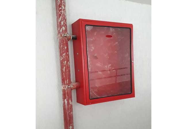 Red de emergencia piso 6 torre 4