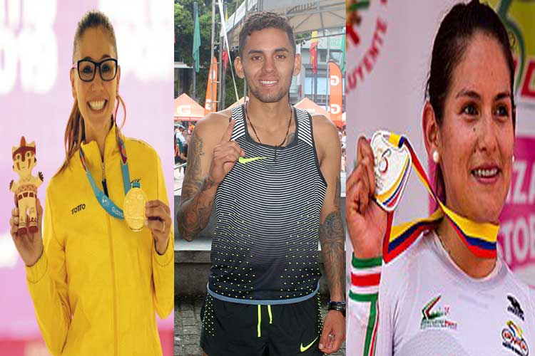 Quindío se ilusiona con el regreso de sus deportistas para los Juegos Nacionales