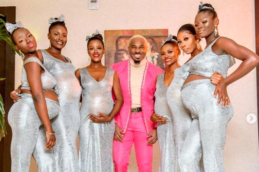 Embarazó a 6 mujeres y fue con todas a una fiesta de bodas
