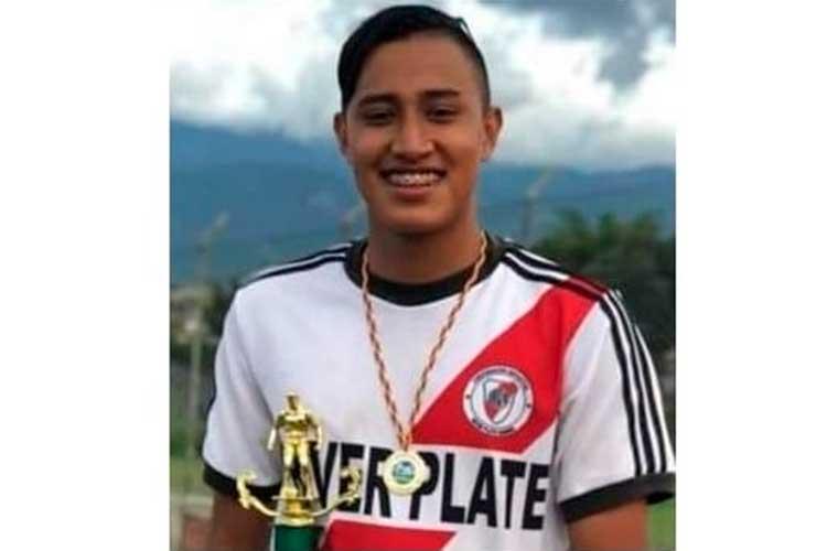 tebaidense murió accidente Pueblo Tapao