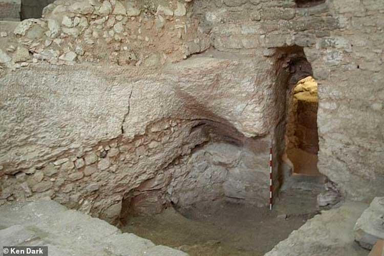 Encontraron Casa Jesús de Nazaret