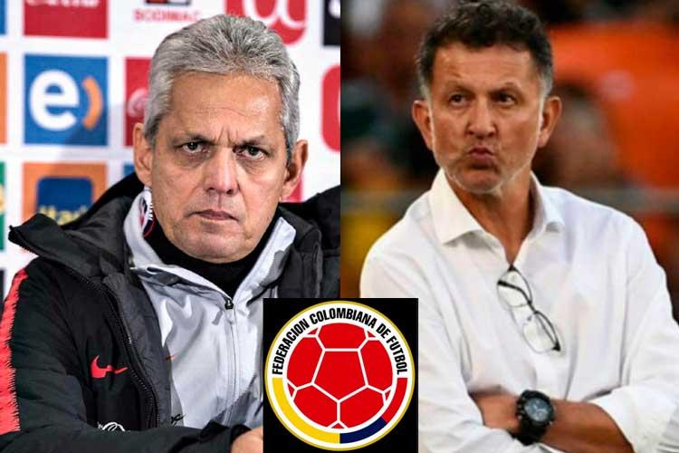 Reinaldo Rueda Selección Colombia Juan Carlos Osorio