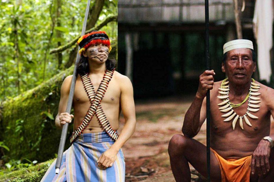Tribu Amazonas enciclopedia medicina natural